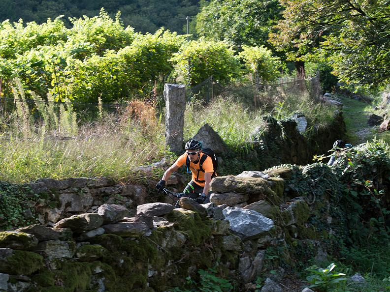 Image 0 - Gottardo Bike Stage 3: Olivone - Biasca