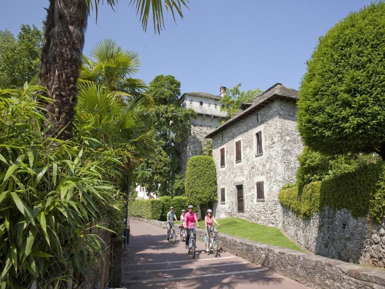 Image 1 - Percorso Vallemaggia: Bellinzona - Locarno