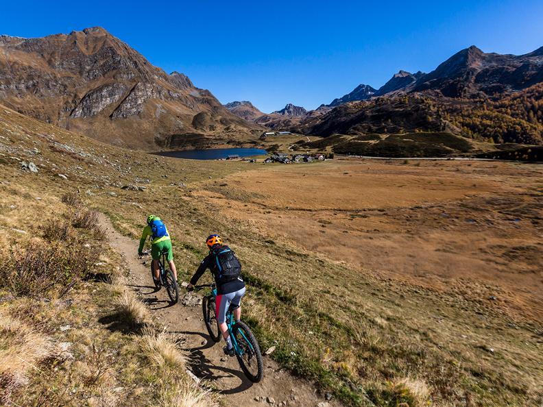 Image 2 - Gottardo Bike Tappa 2: Airolo - Olivone