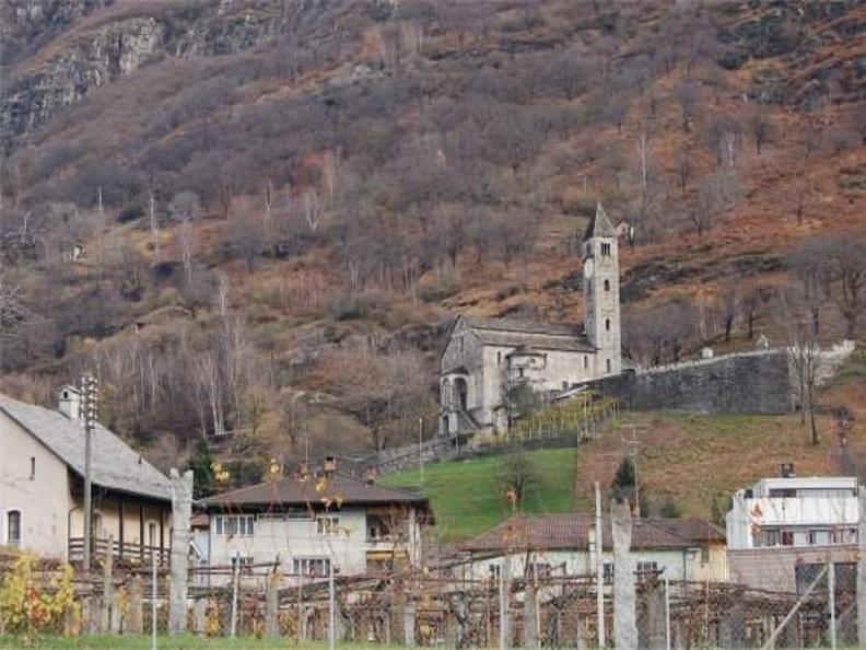 Image 1 - Blenio - Lucomagno: Biasca - Olivone