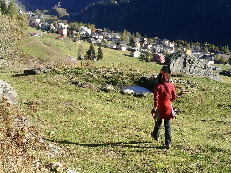 Image 1 - La Strada Alta tappa 1: Airolo-Osco