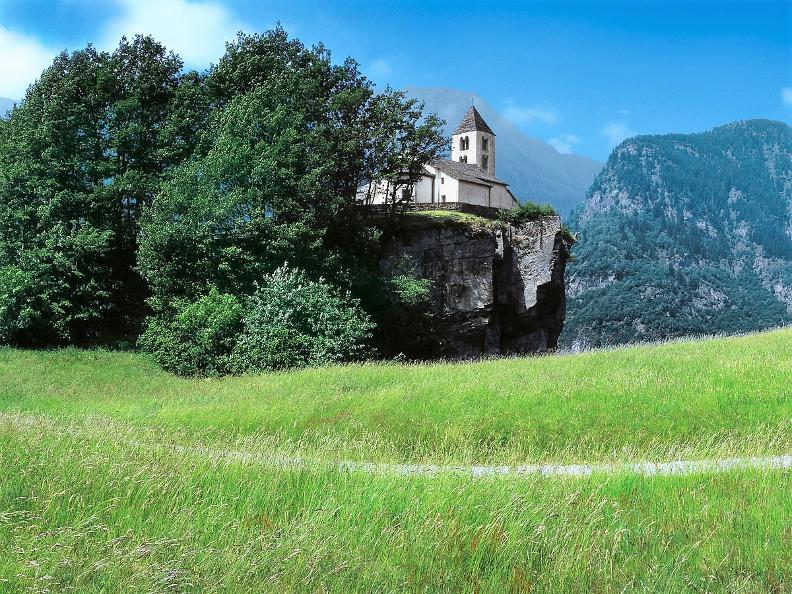 Image 0 - La Strada Alta tappa 3: Anzonico-Biasca