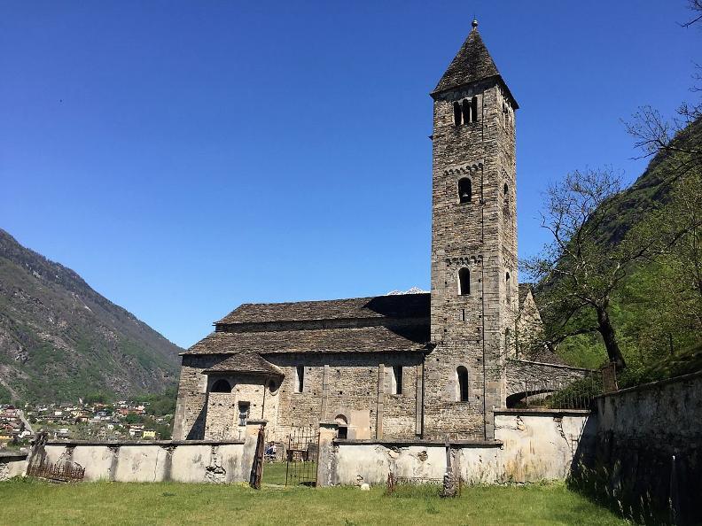 Image 1 - La Strada Alta tappa 3: Anzonico-Biasca