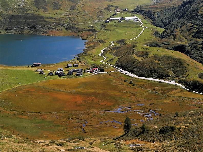 Image 2 - Parcours didactique sur les microbes du Val Piora