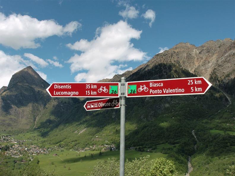 Image 0 - Itinéraire Blenio - Lucomagno