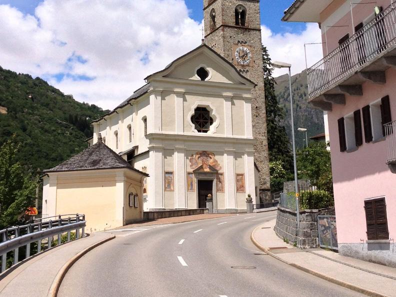 Image 2 - Itinéraire Blenio - Lucomagno