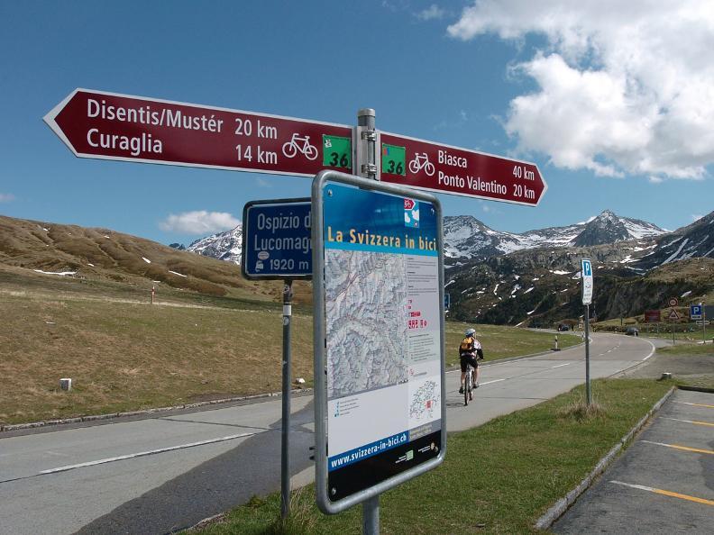 Image 4 - Itinéraire Blenio - Lucomagno