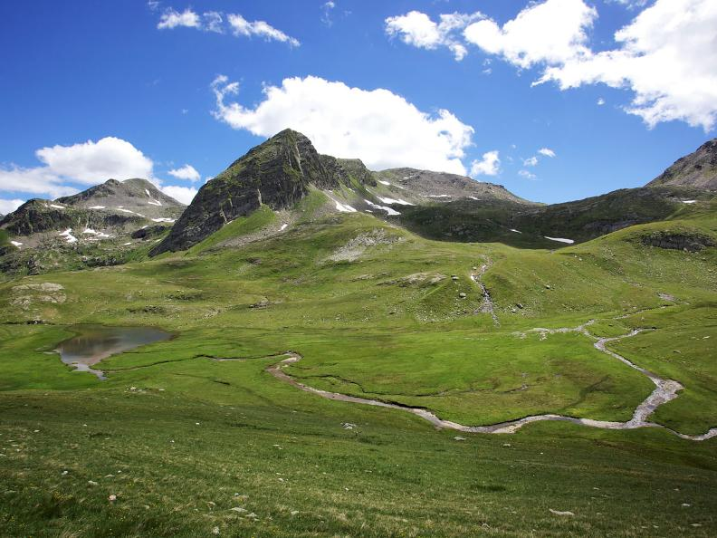 Image 6 - Wanderroute Blenio - Lukmanier