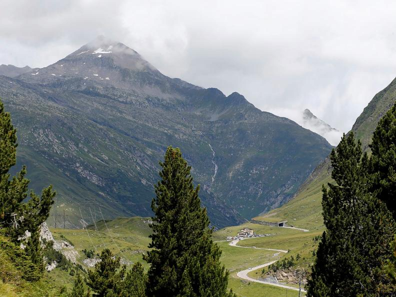 Image 7 - Wanderroute Blenio - Lukmanier