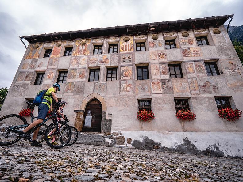 Image 2 - Valle di Blenio Bike