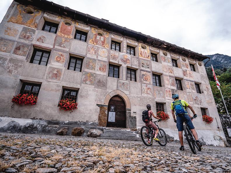 Image 0 - Valle di Blenio Bike