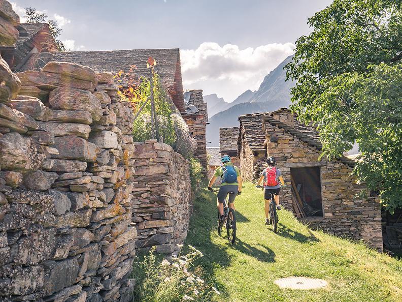 Image 0 - Valle Malvaglia Bike