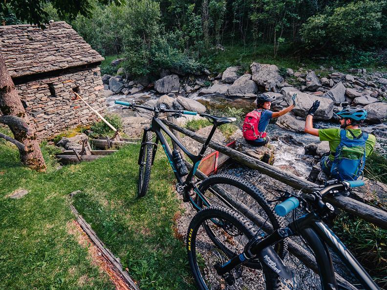 Image 3 - Valle Malvaglia Bike