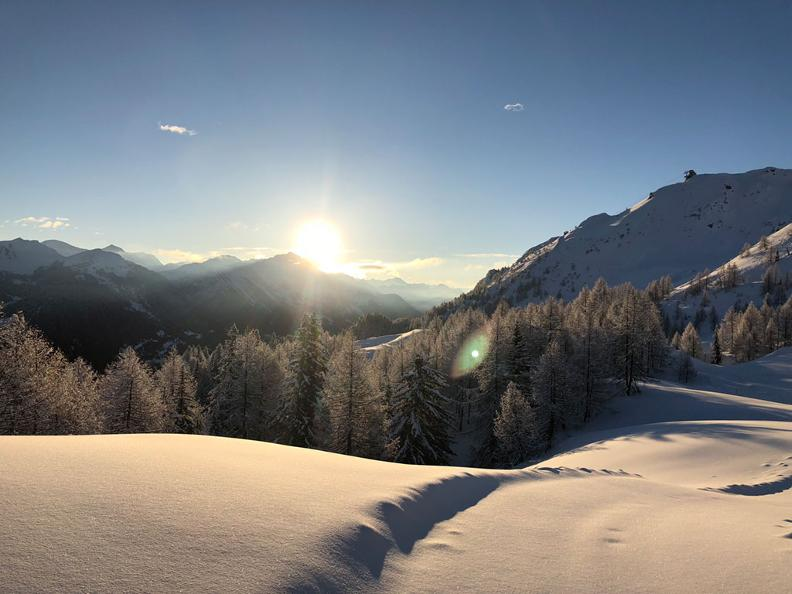 Image 2 - Winterspaziergang - Airolo-Pesciüm