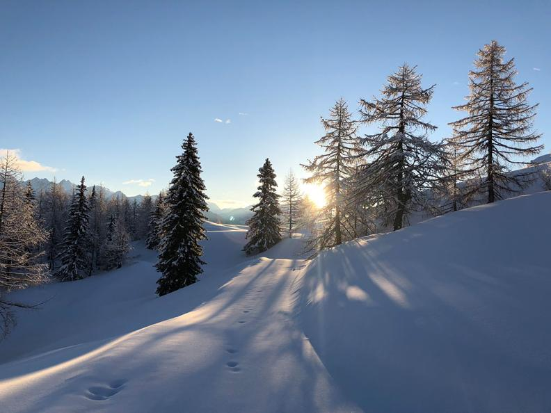 Image 7 - Winterspaziergang - Airolo-Pesciüm