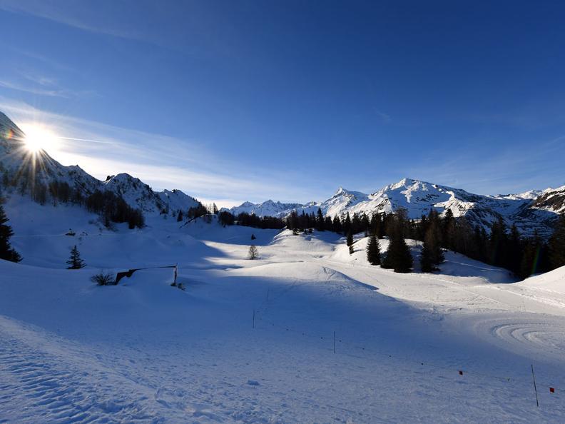 Image 1 - Winterspaziergang - Airolo-Pesciüm