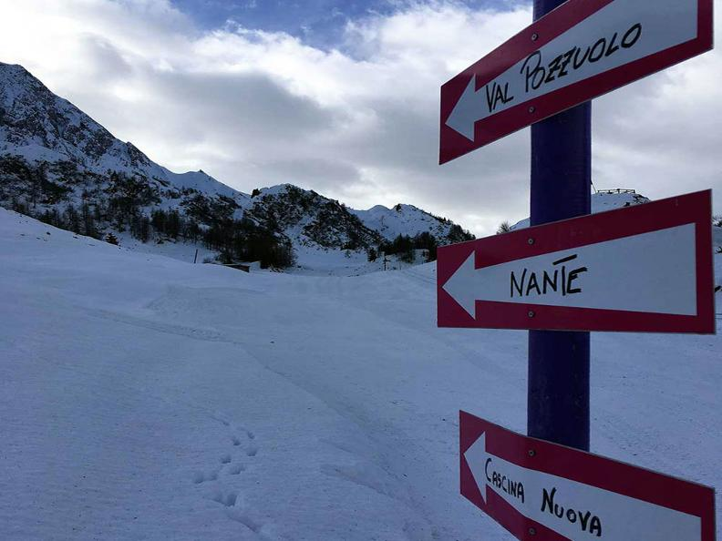 Image 11 - Winterspaziergang - Airolo-Pesciüm