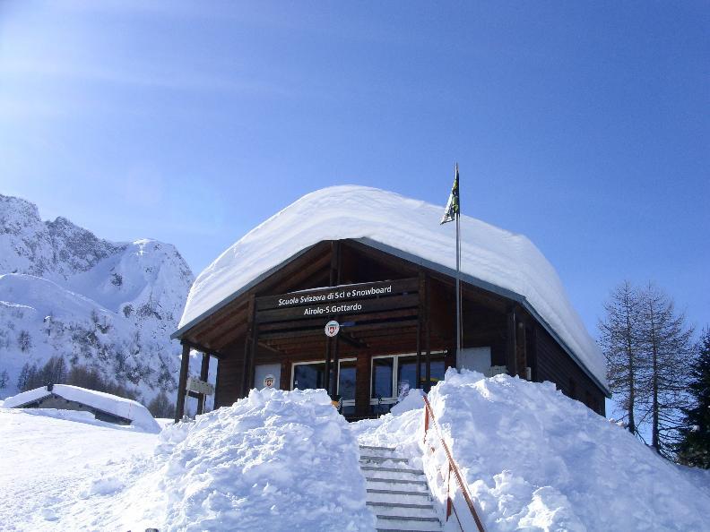 Image 4 - Passeggiata invernale - Airolo-Pesciüm