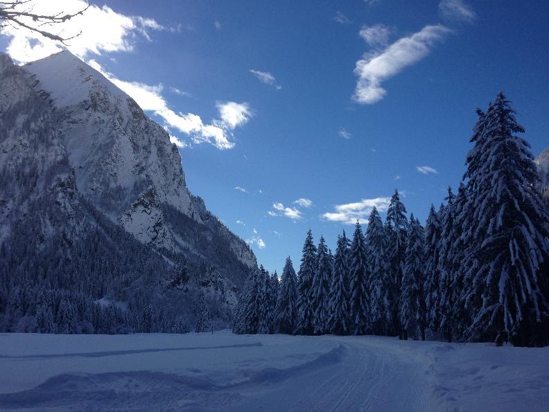 Image 0 - Passeggiata invernale - Campo Blenio