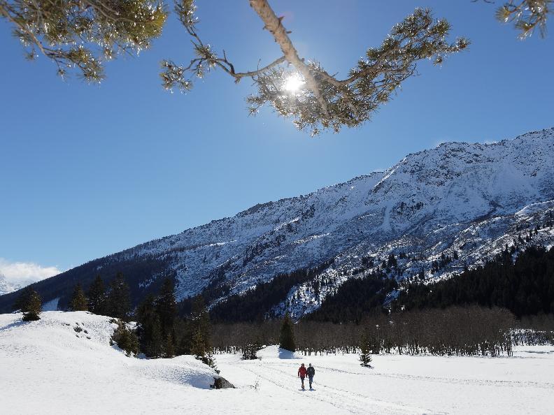 Image 0 - Sentiero di Campra - Passeggiata invernale
