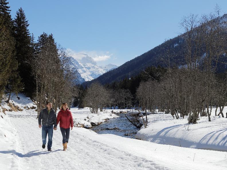 Image 1 - Sentiero di Campra - Passeggiata invernale