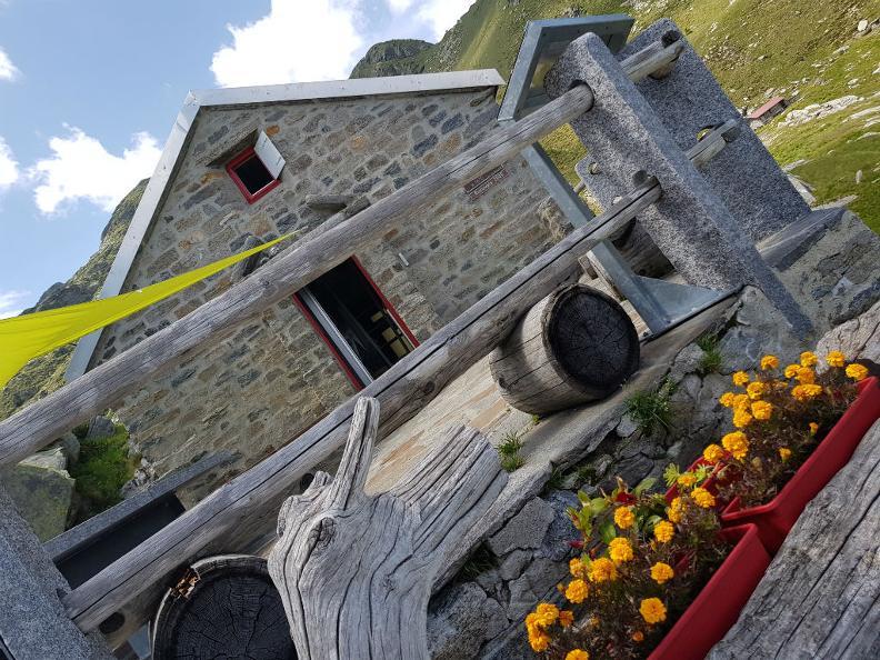 Image 2 - Monte Carasso – Capanna Albagno– Preonzo