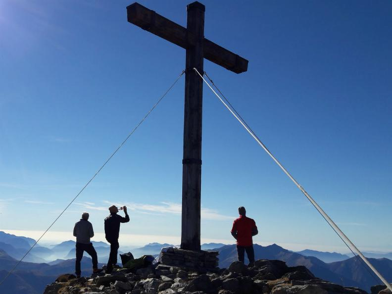 Image 0 - Monte Carasso – Capanna Albagno– Preonzo