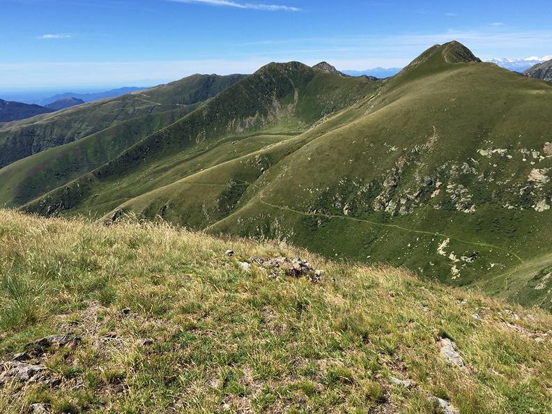 Image 1 - Tour della Valle Morobbia in e-bike