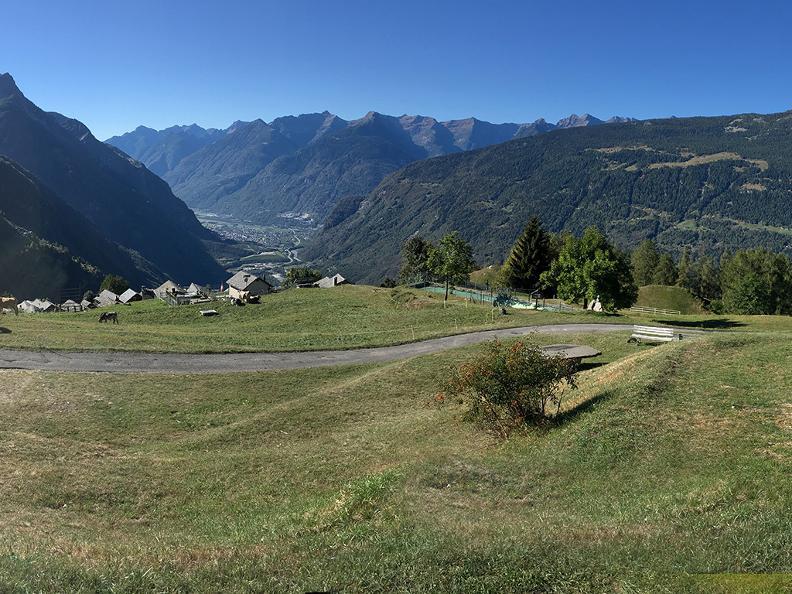 Image 3 - Tour della Valle di Blenio in e-bike