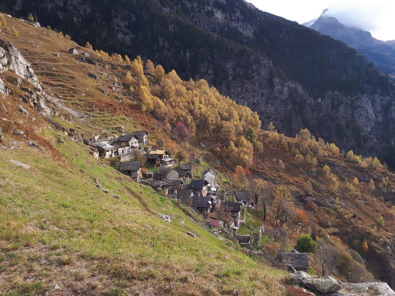 Image 1 - Percorso celtico in Valle Malvaglia
