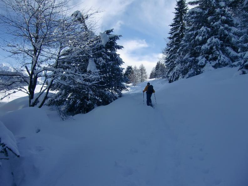 Image 0 - Snowshoe trail - Dalpe