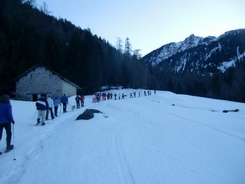 Image 2 - Snowshoe trail - Dalpe