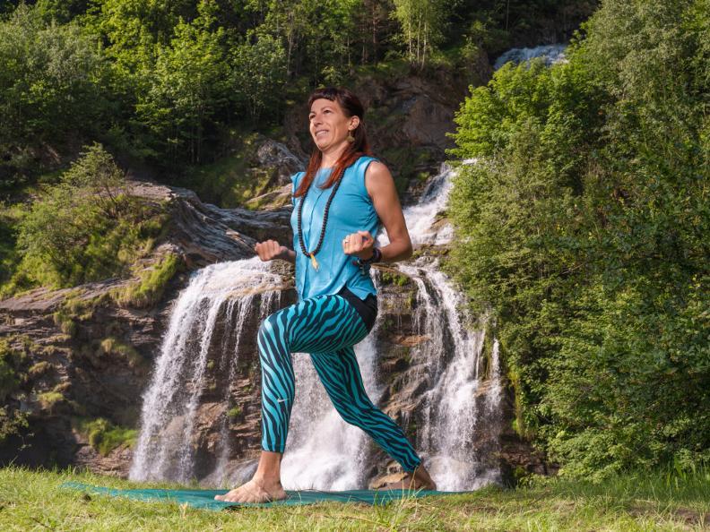 Image 3 - Percorso Yoga - Cascata della Piumogna