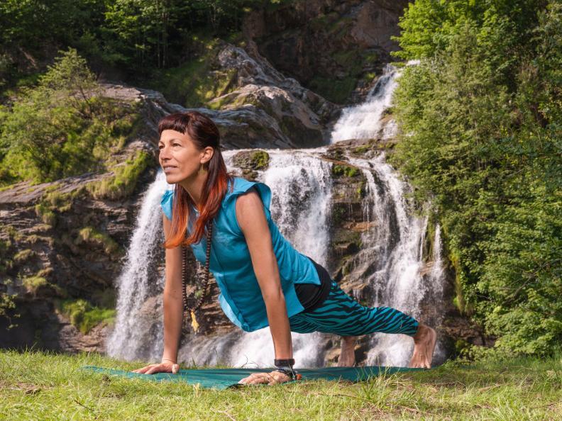 Image 2 - Percorso Yoga - Cascata della Piumogna