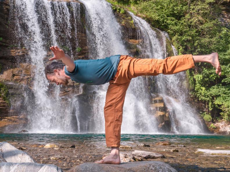 Image 1 - Percorso Yoga - Cascata della Piumogna