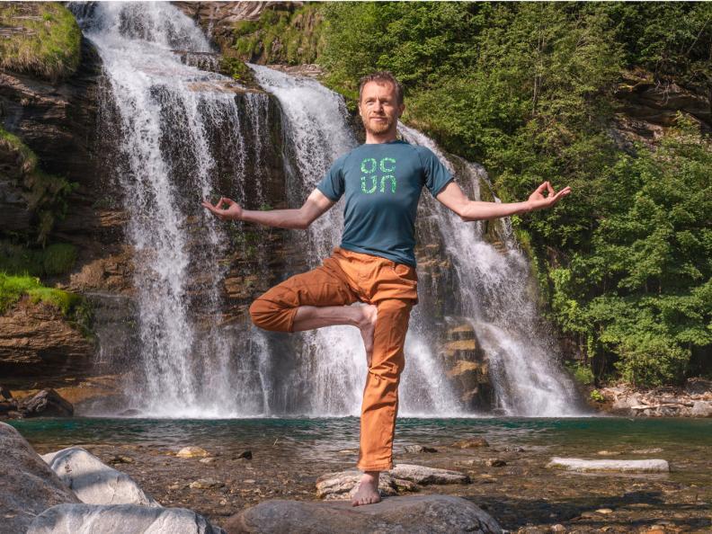 Image 4 - Percorso Yoga - Cascata della Piumogna