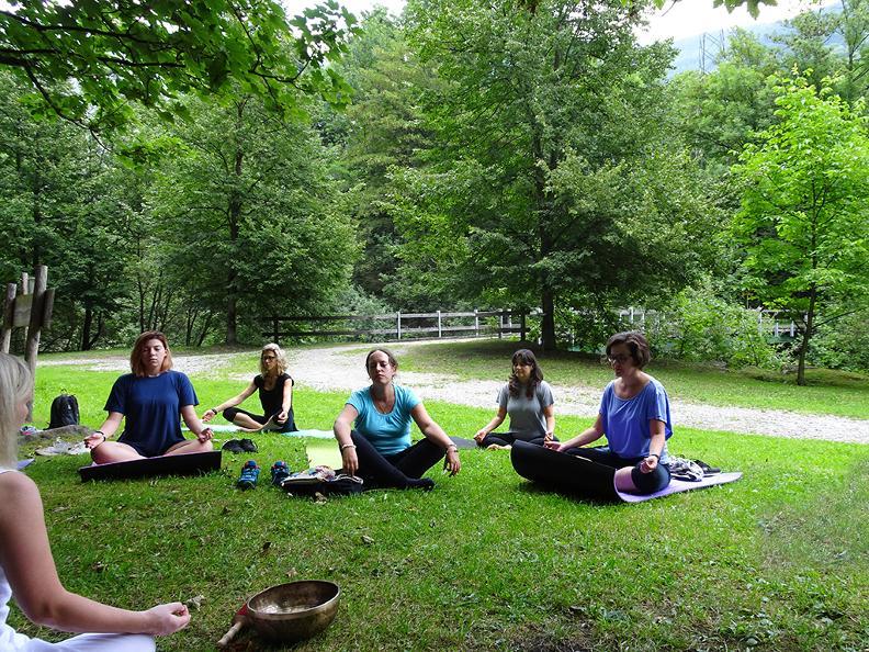 Image 5 - Percorso Yoga - Cascata della Piumogna