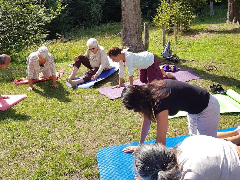 Image 4 - Parcours Yoga - Cascade de la Piumogna