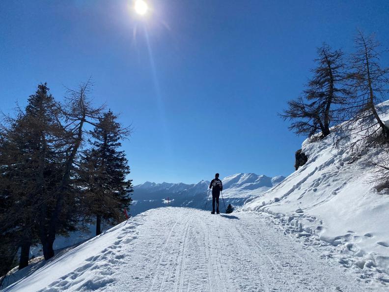 Image 4 - Sentiero invernale Camperio-Gorda