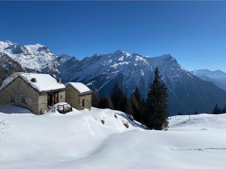 Image 7 - Sentiero invernale Camperio-Gorda