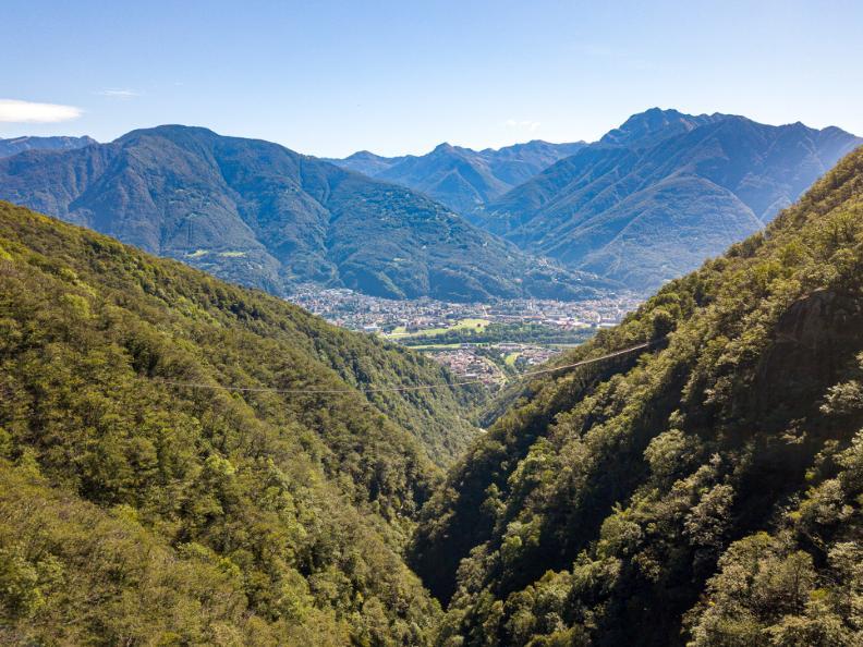 Image 3 - Trekking verso la Capanna Albagno