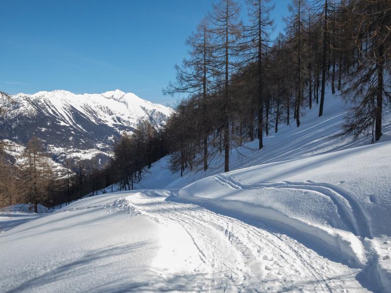 Image 3 - Sentiero invernale Nante-Alpe Nuova