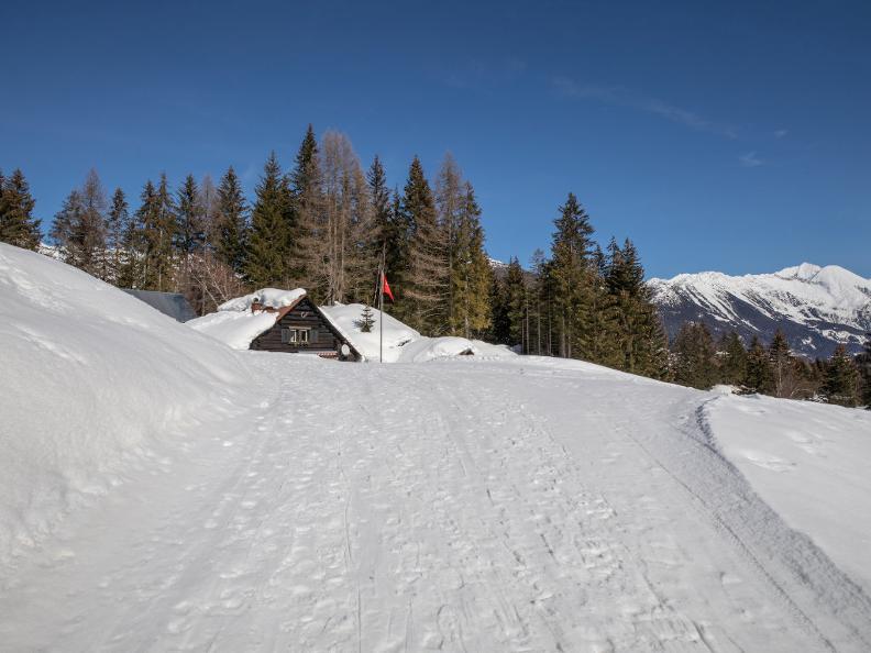 Image 2 - Sentiero invernale Nante-Alpe Nuova