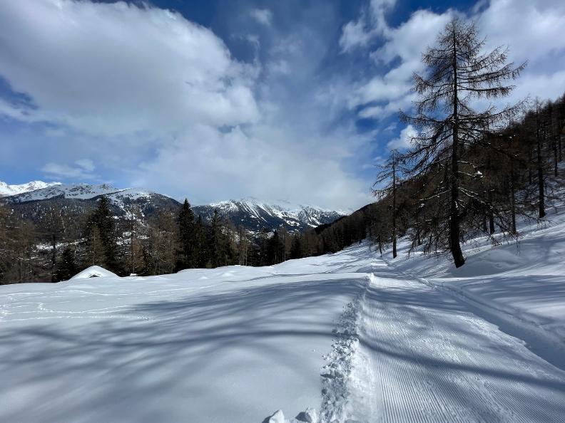 Image 5 - Sentiero invernale Nante-Alpe Nuova