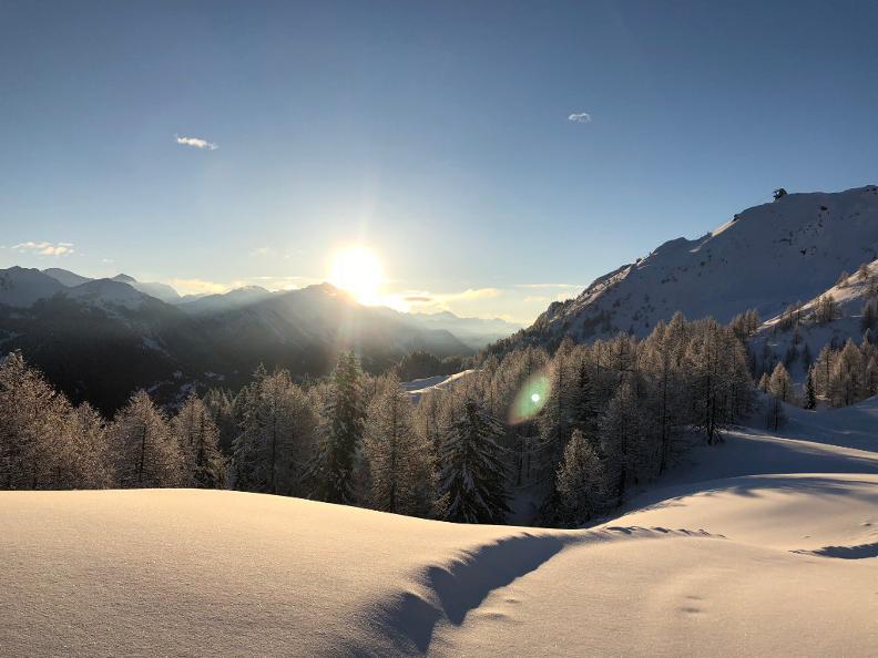 Image 1 - Sentiero invernale Nante-Alpe Nuova