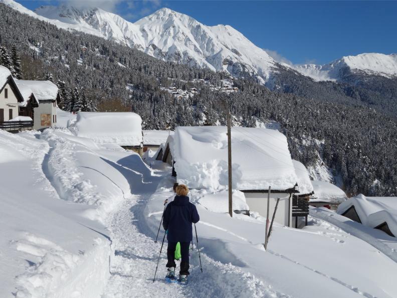 Image 1 - Sentiero invernale Carì-Predèlp