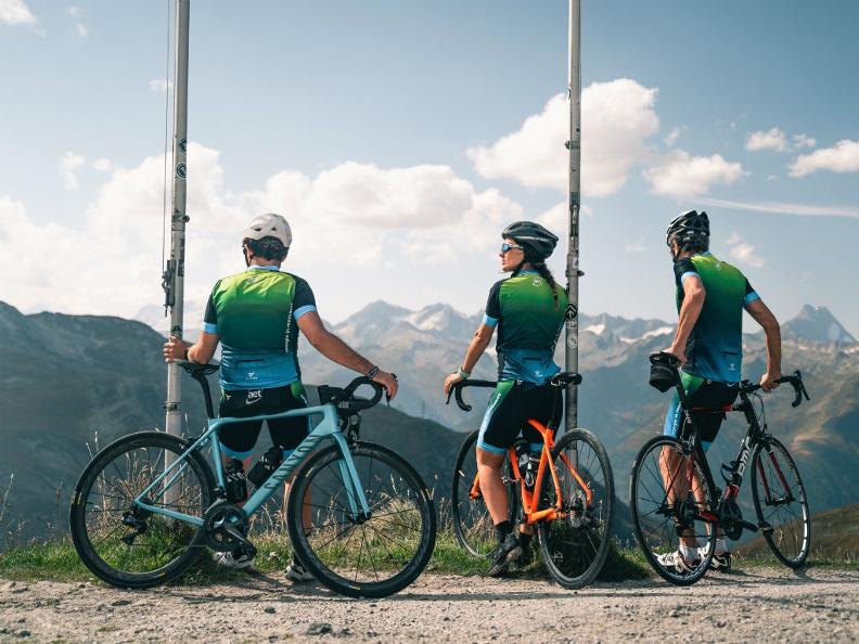Image 0 - Cycling the Alps