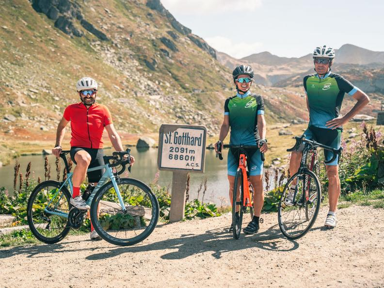 Image 3 - Cycling the Alps