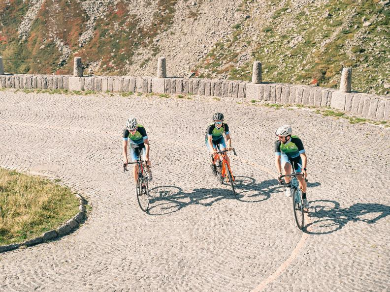 Image 4 - Cycling the Alps