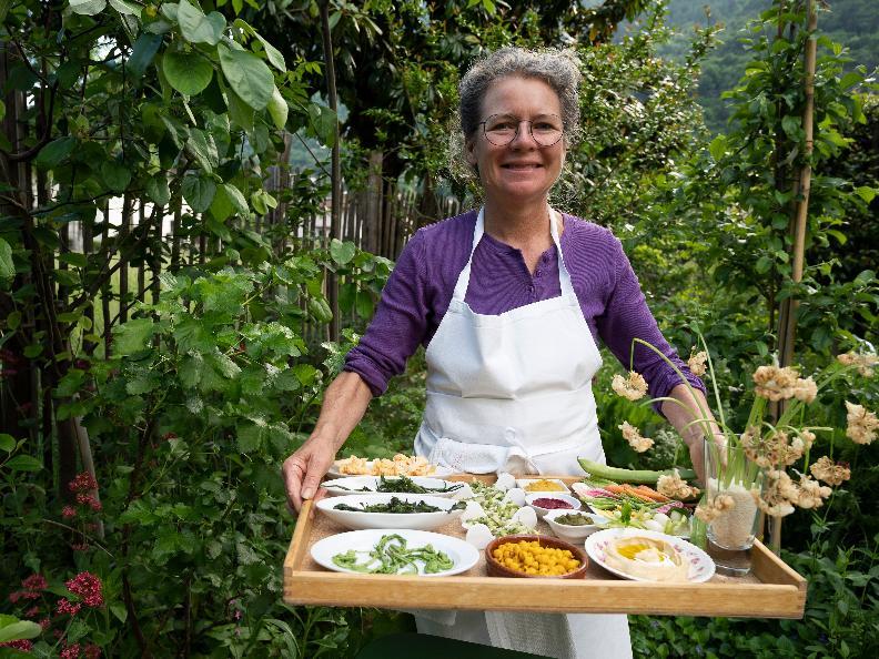 Image 0 - Settimana culinaria con Meret Bissegger